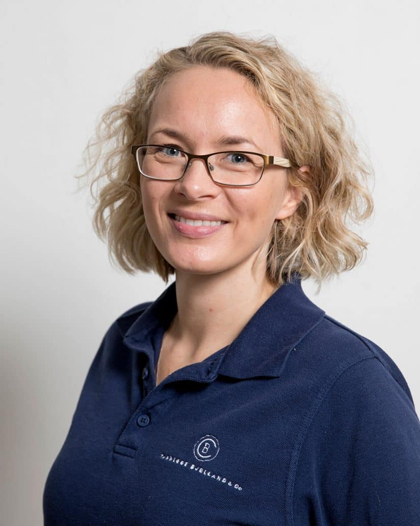 Tannlege Anne Linn Rosenvinge Kolderup