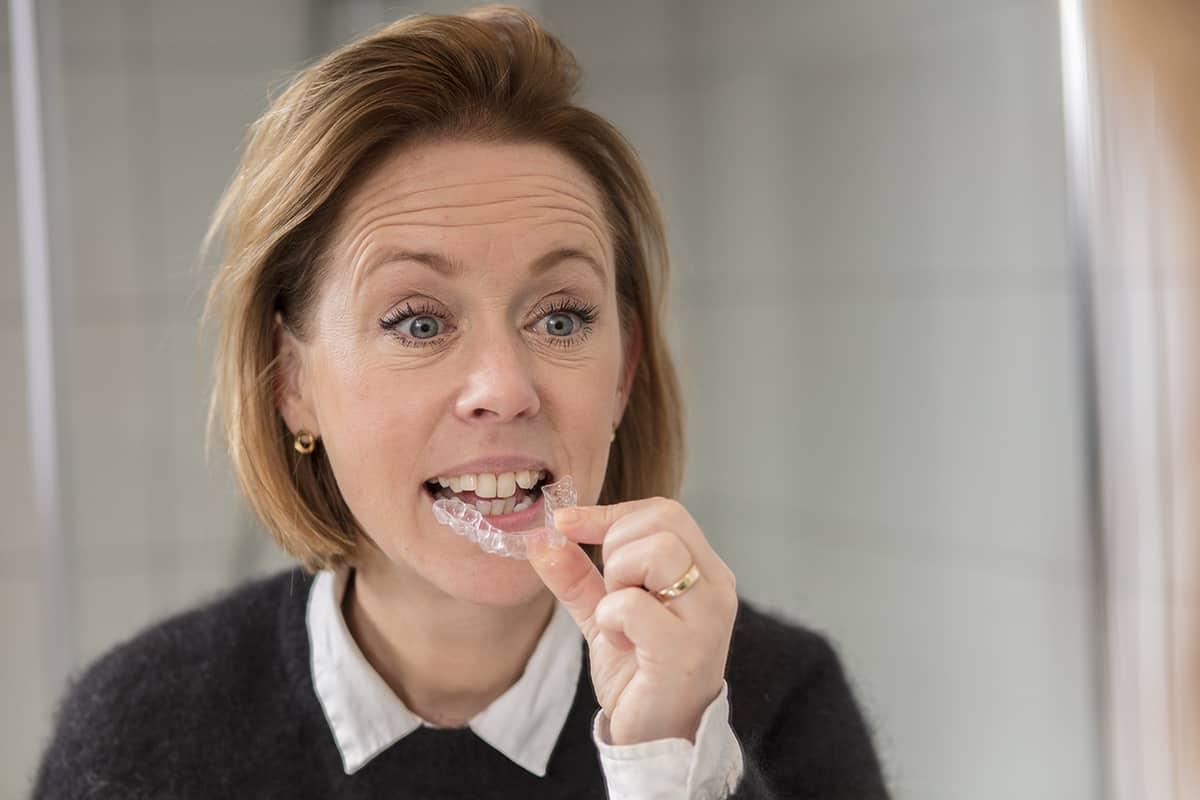 Dentiline bergen